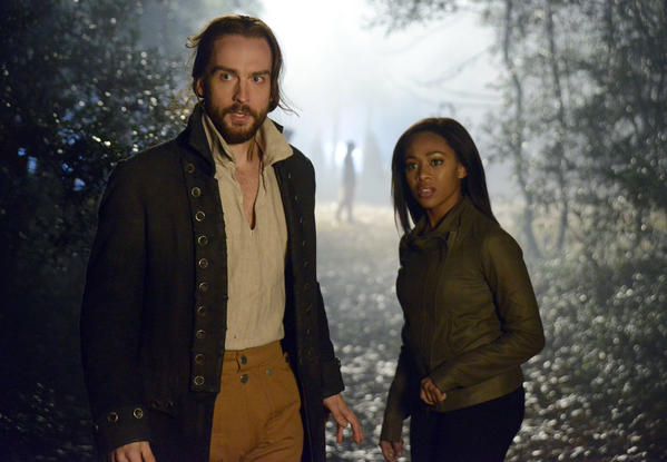 Tom Mison, Nicole Beharie
