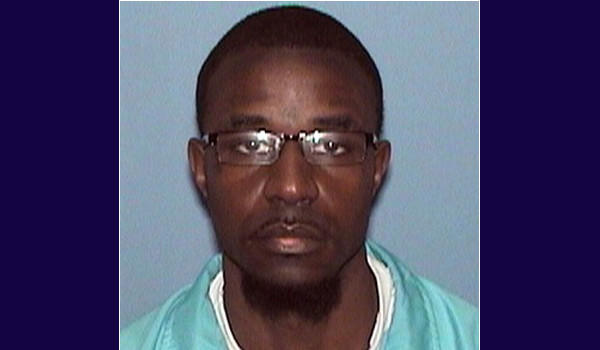 Rozell R. Pullum, 30, was charged with aggravated domestic battery after a standoff with police Sunday.