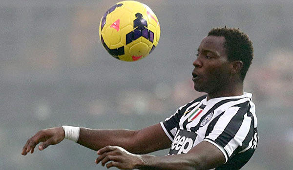 Ghana's Kwadwo Asamoah expects a tough match against the U.S. in the opening round of this summer's World Cup.