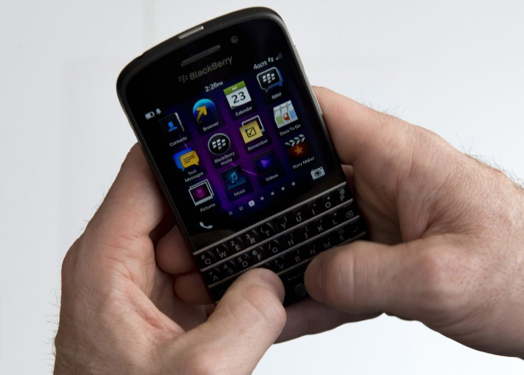 BlackBerry to sell most of its