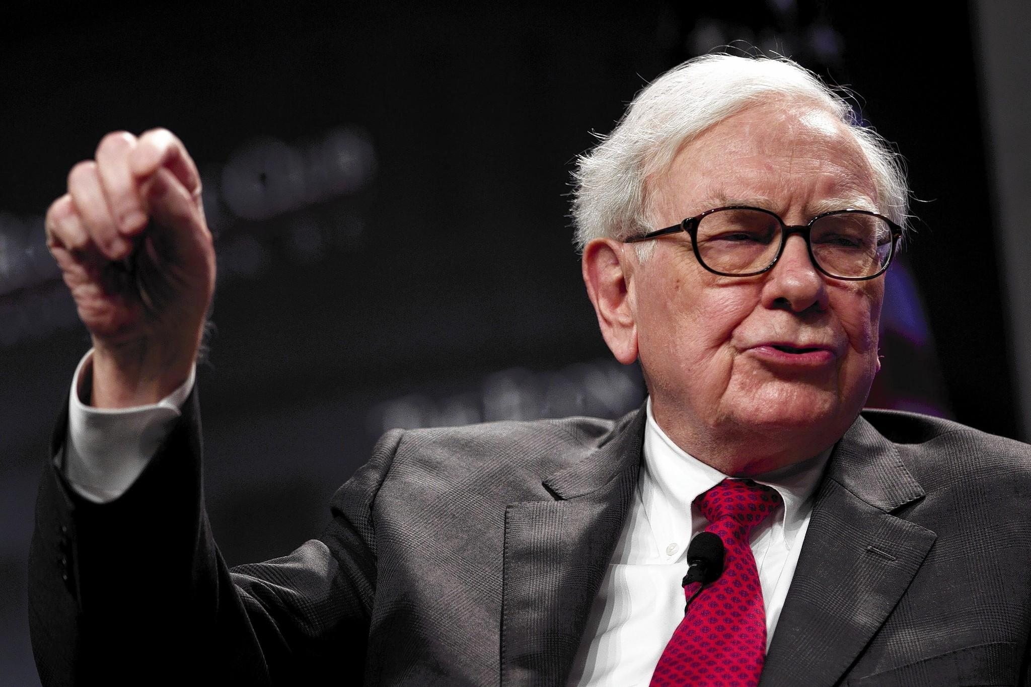 Berkshire Hathaway Chief Executive Warren Buffett said the idea for the March Madness contest with a $1-billion prize was his. Above, Buffett in June 2012.