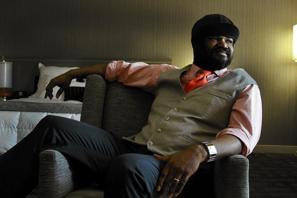 Jazz musician Gregory Porter's originality, not to mention his baritone, resonate in the Grammy-nominated 'Liquid Spirit'