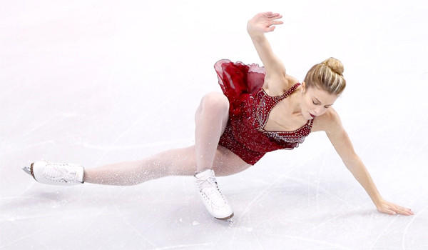 "U.S. figure skater Ashley Wagner has made a late change to her music choice and choreography ahead of the Sochi Winter Games. Wagner will now skate to ""Samson and Delilah"" instead of ""Romeo and Juliet."""