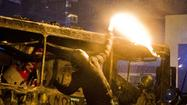 Ukraine: Clashes between protesters and police turn deadly