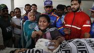 Pakistan bombing is latest in wave of attacks on polio workers