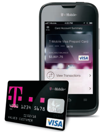 T-Mobile wants to be your bank