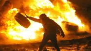 At least two dead as Ukraine protests rage