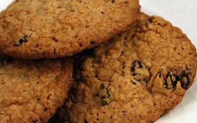 Standard Baking Co.'s oatmeal raisin cookies
