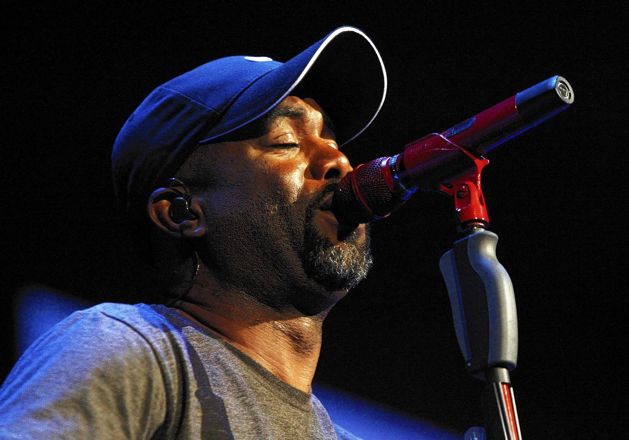 Darius Rucker will perform April 24 at CFE Arena in Orlando.