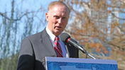 Sen. David Simmons talks about clean water campaign