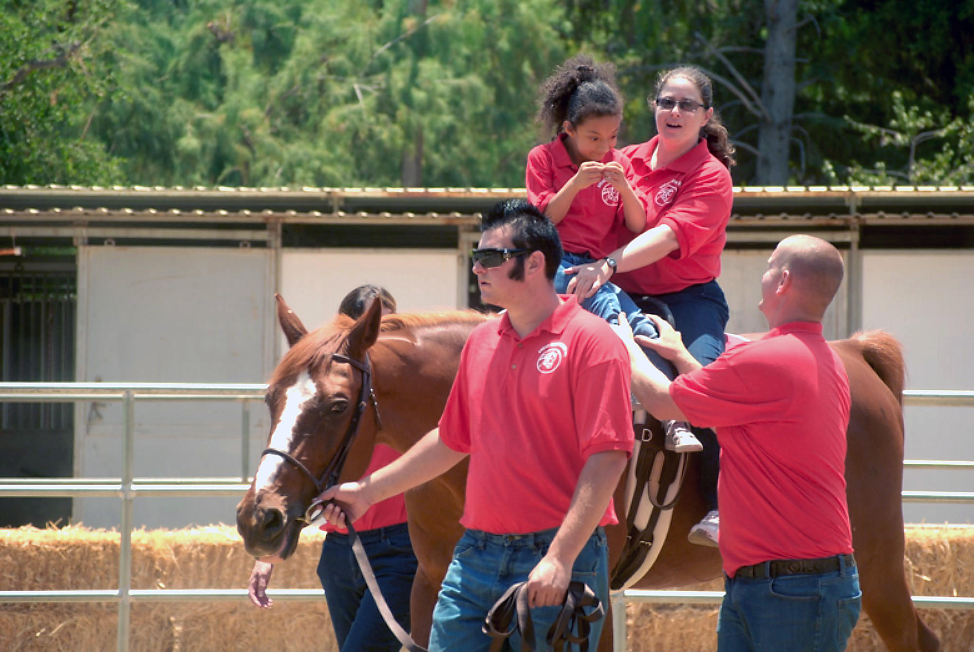 "The Foothill Auxiliary of Ahead With Horses, a nonprofit that provides therapeutic equestrian programs for youth in need, will hold its annual ""Buttons and Bows"" Valentine luncheon and auction on Feb. 7 at Brookside Golf Club."