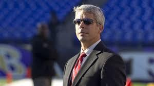 Has been with the Tampa Bay Buccaneers since 1996, the past three as the director of player personnel.