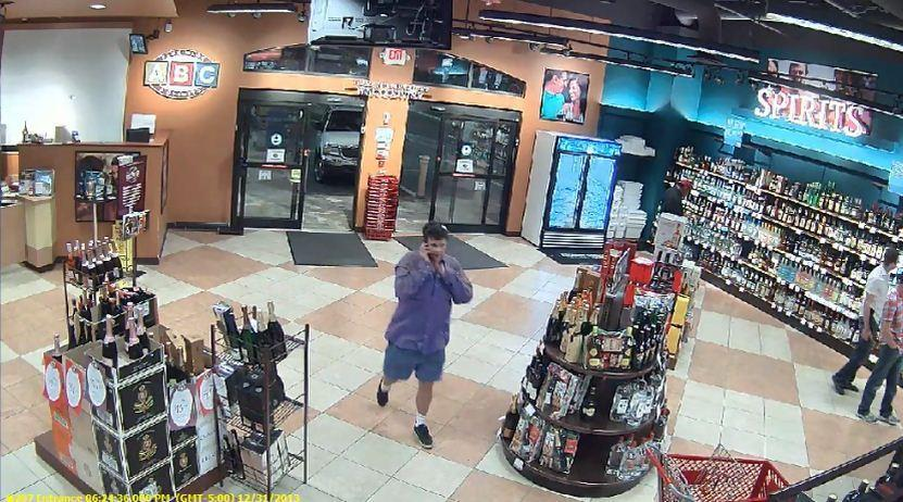 A thief with expensive tastes stole a $980 bottle of Hennessy Paradis Extra Rare Cognac from ABC Wine and Spirits in Oakland Park, Broward Sheriff detectives said