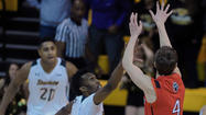 Towson men's basketball loses to Northeastern on last-second 3-pointer