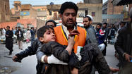 Car bomb kills six at auto repair shop in Pakistan