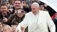 Pope Francis says the Internet is a 'gift from God'