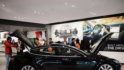 Why Tesla's $121,000 Model S price in China makes business sense
