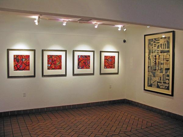 "The ""Vinita Voogd"" exhibit is on display at foaSOUTH through April 11."