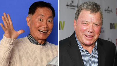 Sundance 2014: George Takei just wants peace with William Shatner