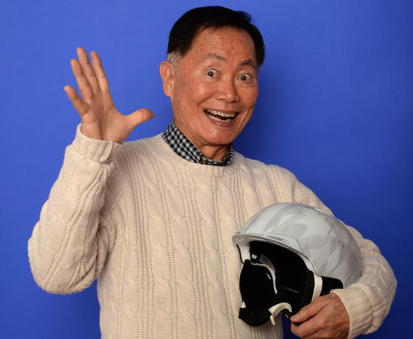 """To Be Takei"" Portraits - 2014 Sundance Film Festival"