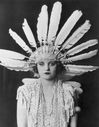 """Actress Tallulah Bankhead is one of the women covered in """"Flappers,"""" a book that details the lives of forward-thinking women of the 1920s."""