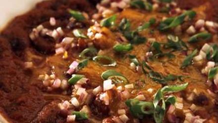 Coast's turkey chili