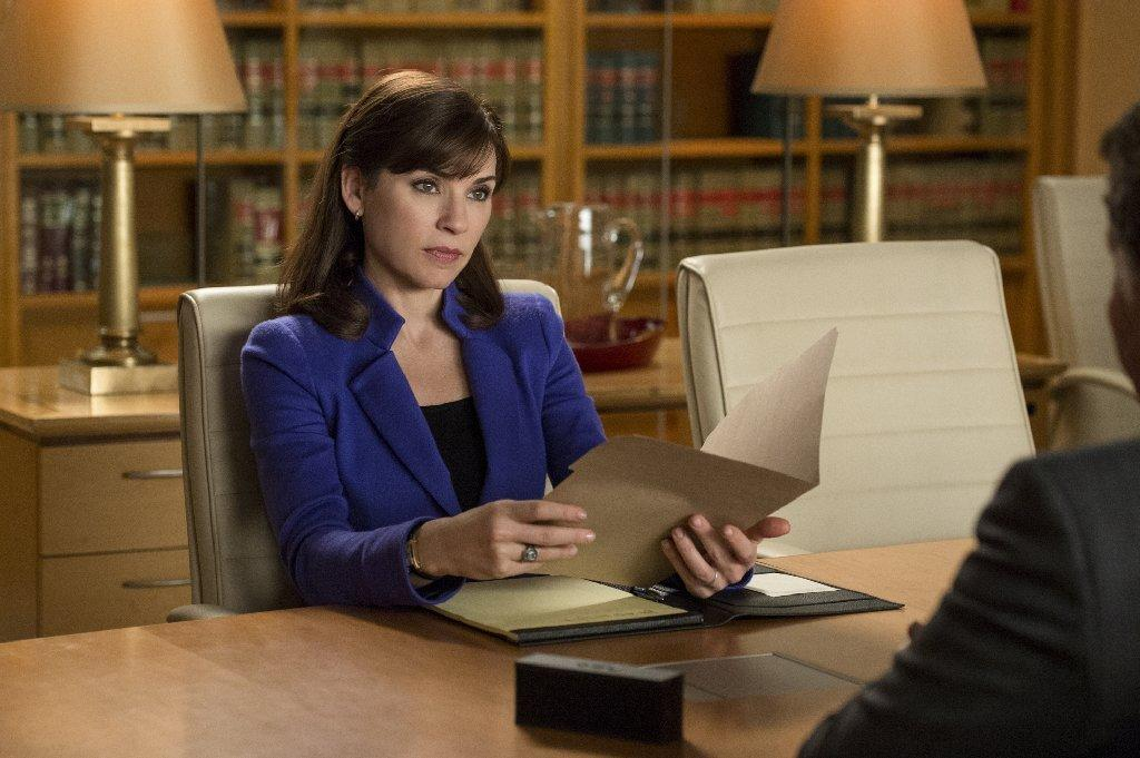 """The Good Wife"" is having trouble scoring clients for Hallmark Channel."
