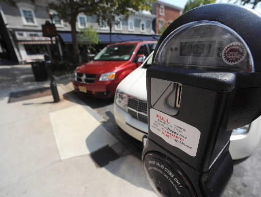 Easton City Council proposed changing the fee structure for about half of the city's possible parking tickets.