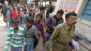Indian woman says she was gang-raped on orders of village council