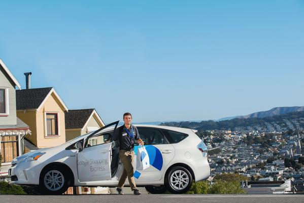 Google expands same-day delivery test