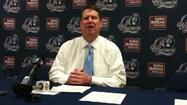 Jones discusses USM's 3-point-shooting