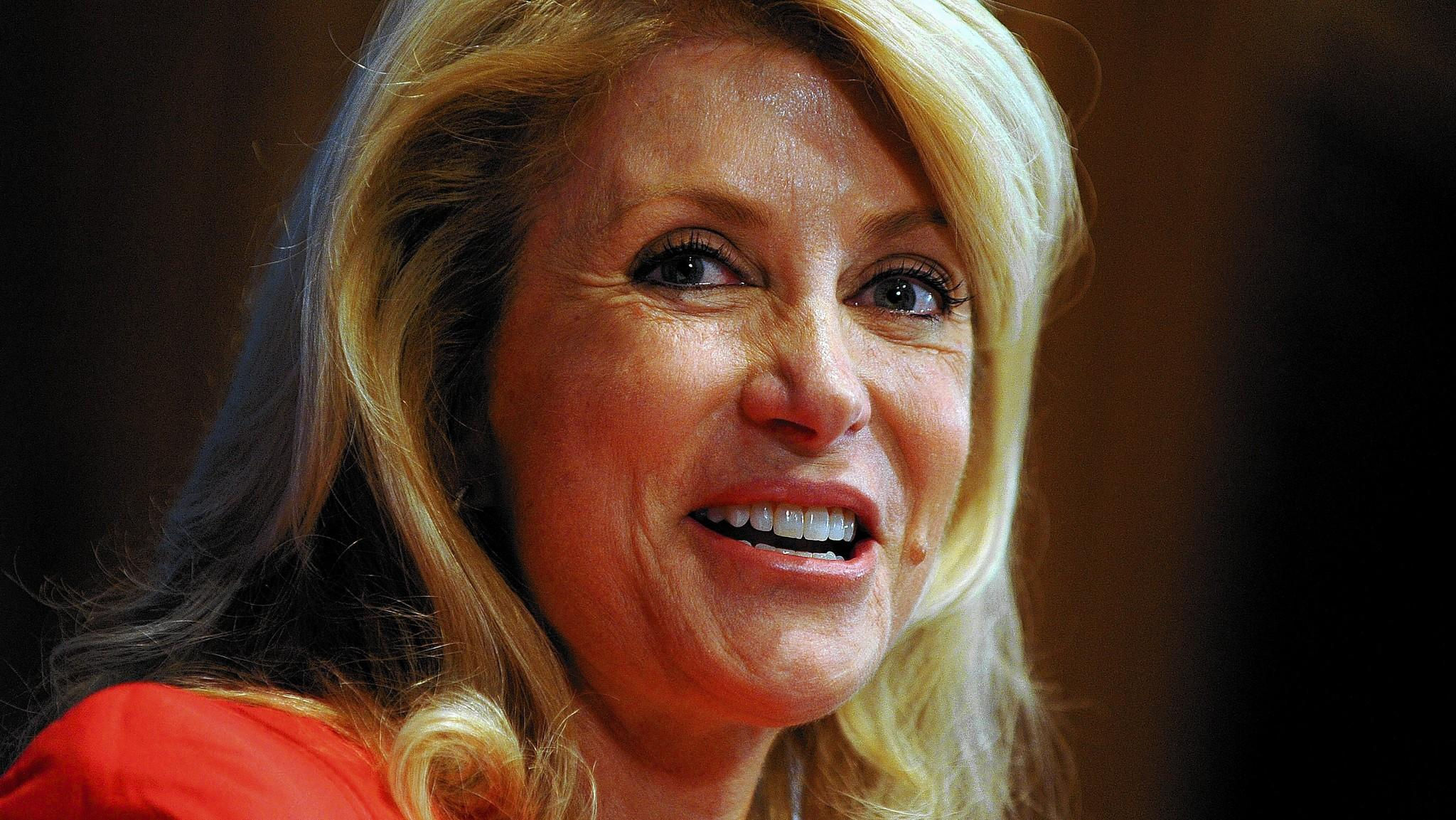 Democrat Wendy Davis, who is running for governor in Texas, is taking some heat about her recollection of some of the events in her life.