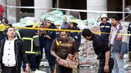 6 killed, scores wounded as 4 blasts rock Cairo