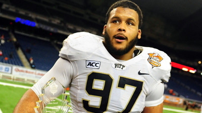 Undersized defensive lineman Aaron Donald dominated Senior Bowl…
