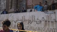 Bombing at Egyptian police building damages nearby Islamic museum