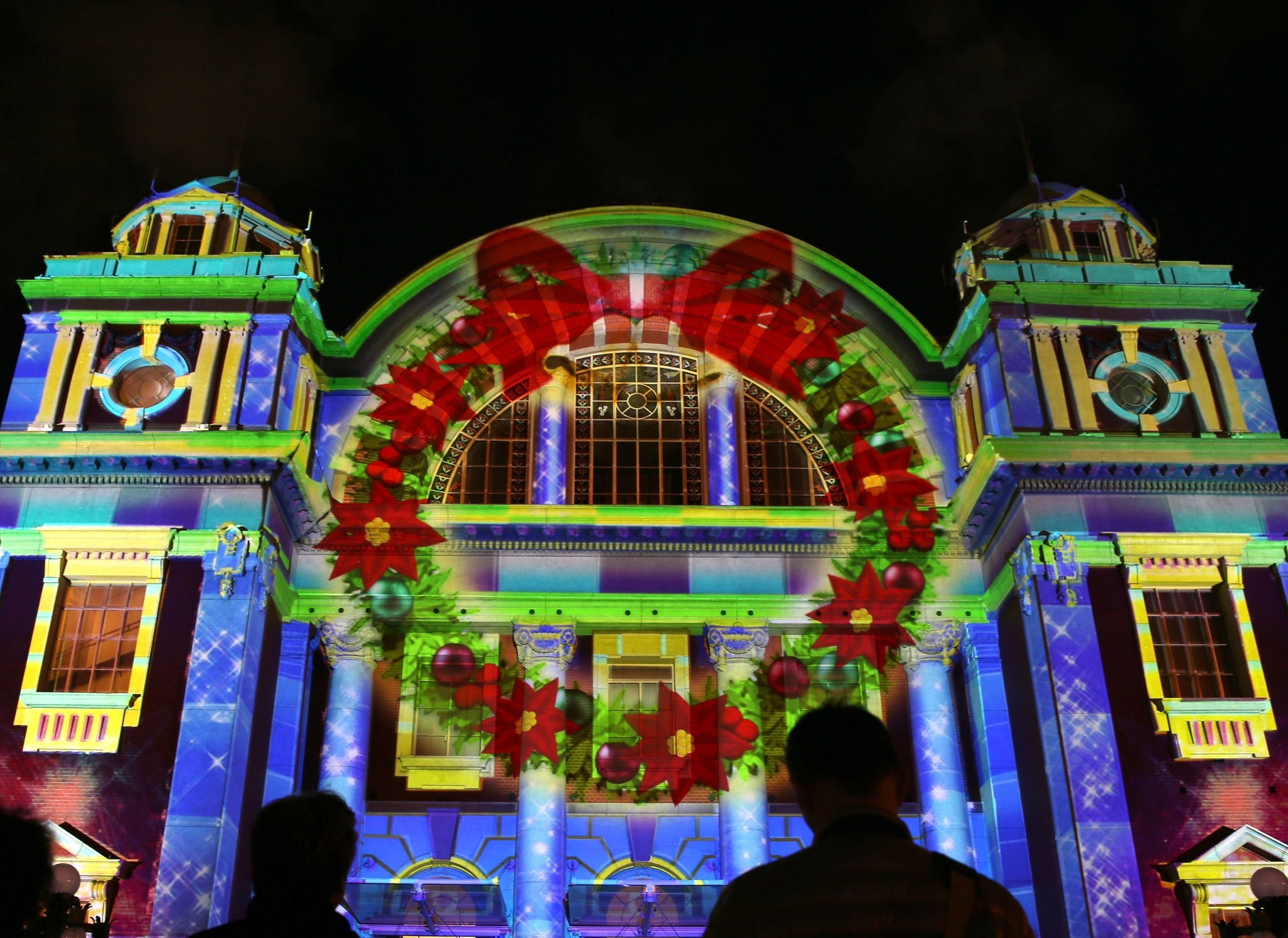 Pictures: Holiday lights from around the globe - Osaka Feast Of Light 2013