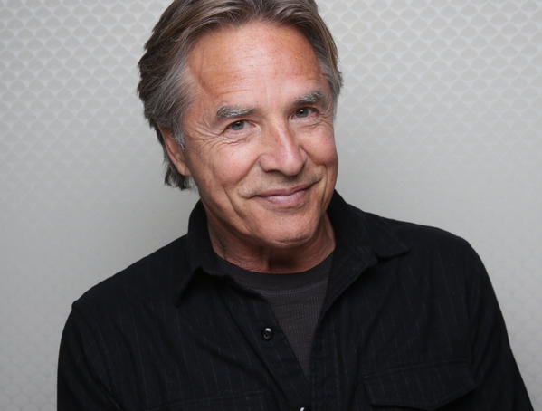Don Johnson at Sundance