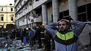 Cairo bombings kill at least six
