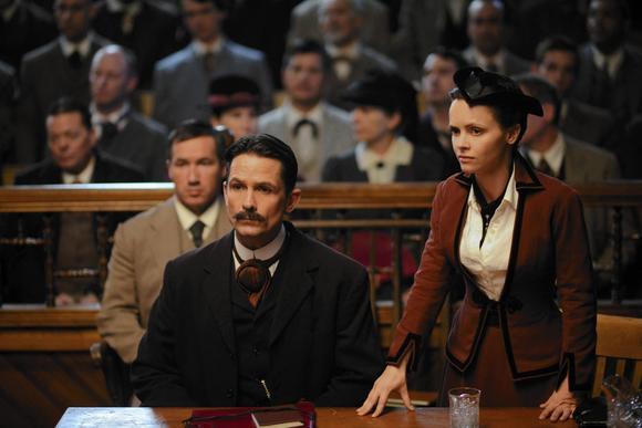 """""""Lizzie Borden Took an Ax"""""""