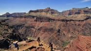 Arizona: Hike to the bottom of the Grand Canyon and stay overnight