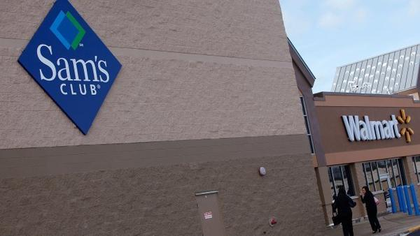 Wal-Mart laying off 2,300 Sam's Club managers and hourly workers
