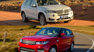 Car review: 2014 BMW X5 versus Land Rover Sport in luxury SUV market