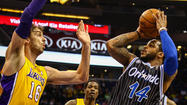 Lakers vs. Orlando Magic