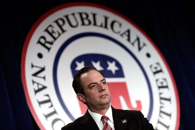 Reince Priebus has struggled to follow through on his vision for the Republican Party