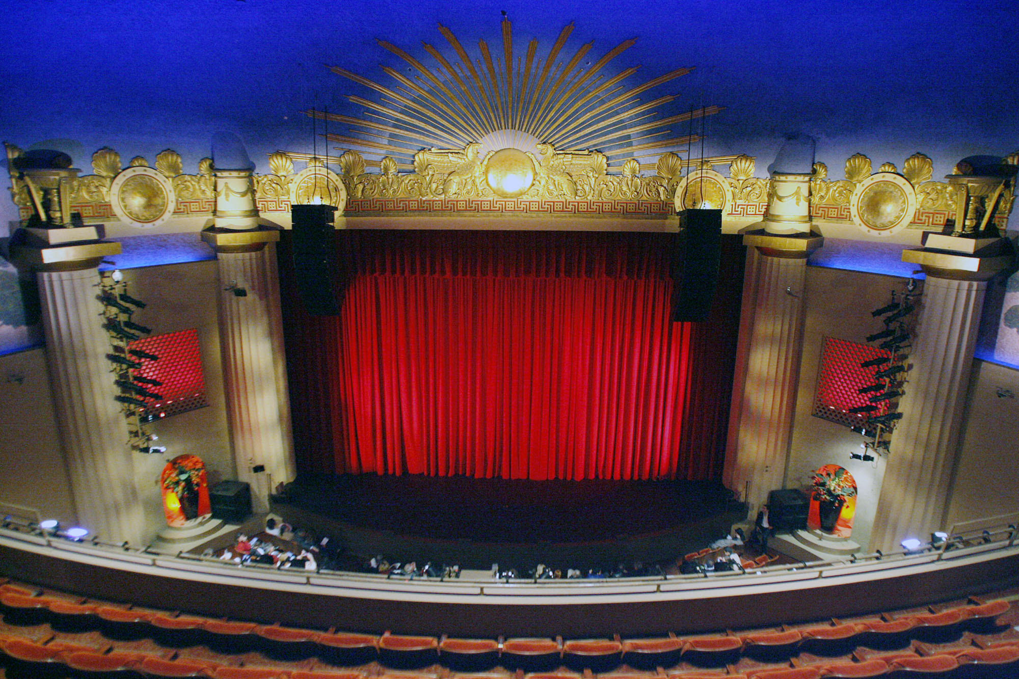 The Alex Theatre in Glendale, pictured on Friday, December 28, 2012.
