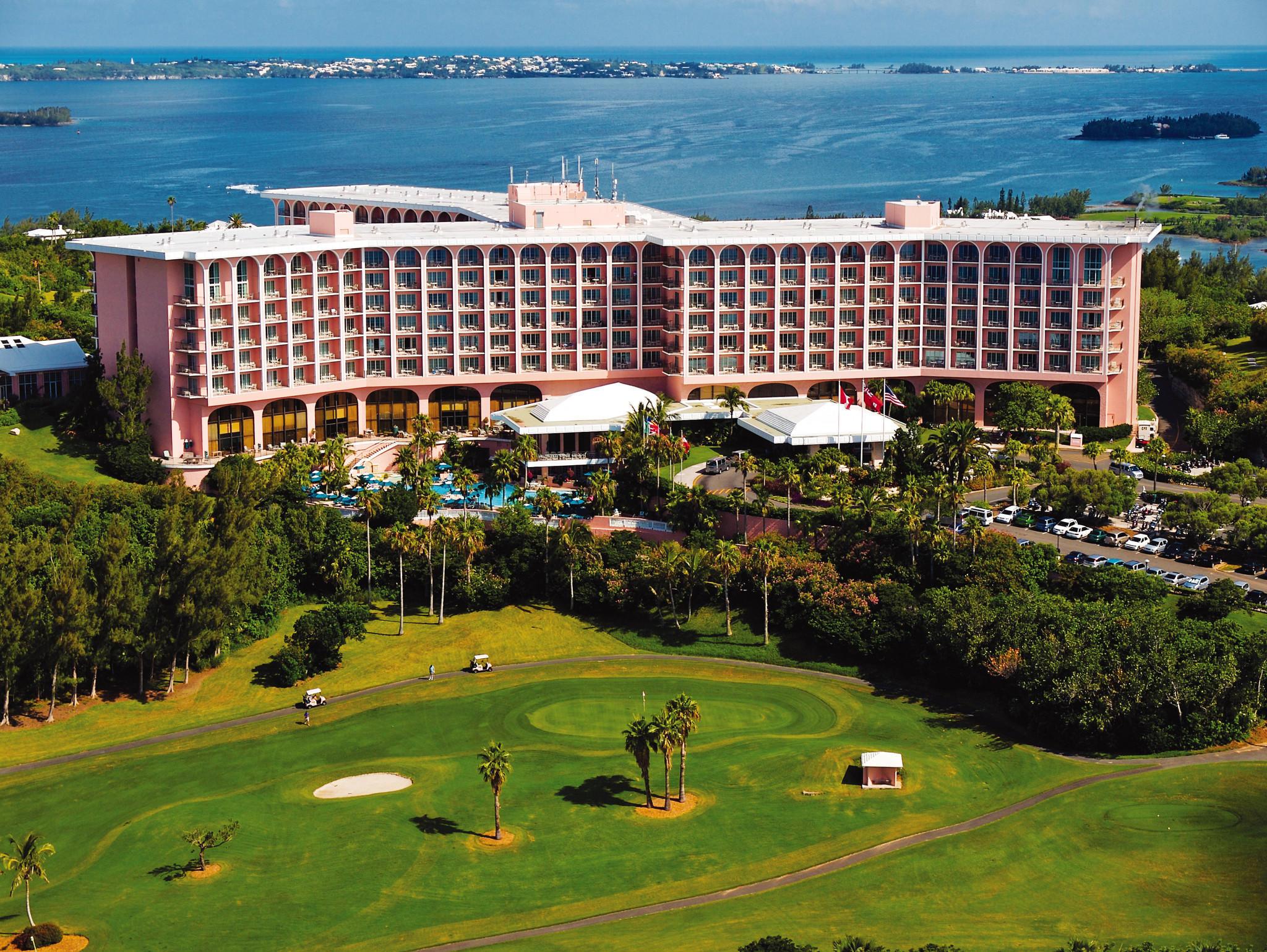 Best Spa Hotel In Bermuda