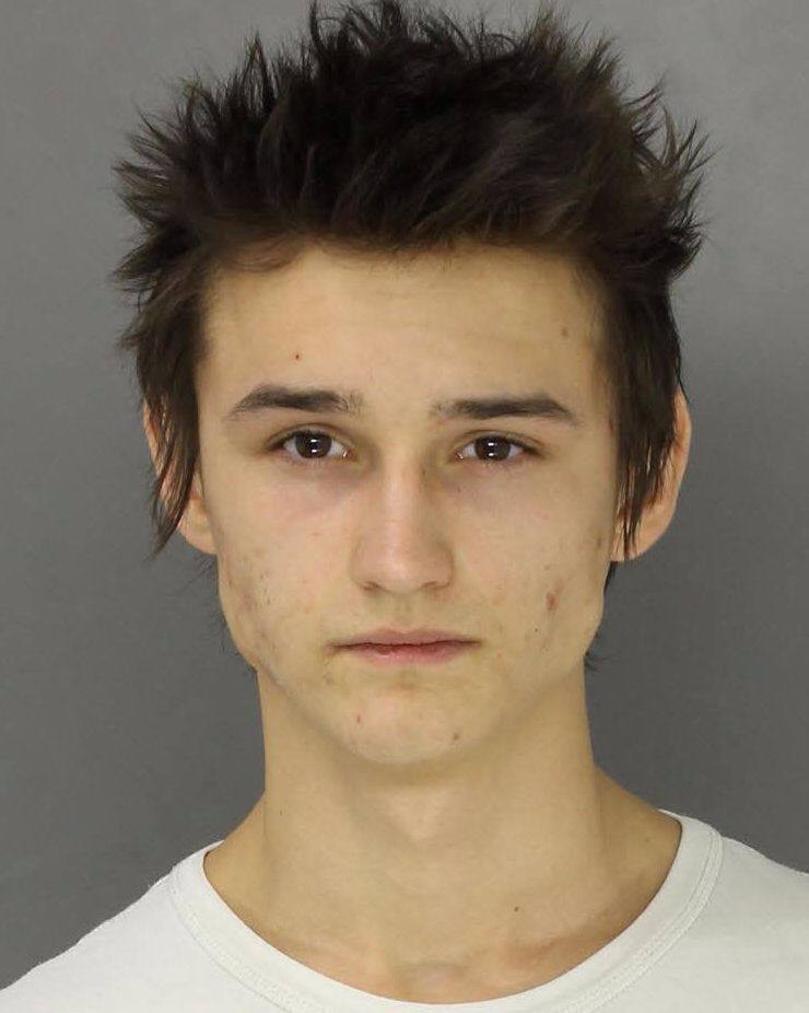 Vladislav Miftakhov, 19, a Russian national attending Penn State Altoona, has been charged with possessing weapons of mass destruction.