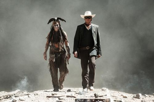 Disney's Western reboot had Jerry Bruckheimer producing and bankable star Johnny Depp starring (in much-mocked makeup and headgear), but the company ended up taking a loss of at least $160 million. <br><br><b>Production budget:</b> $225 million <br><b>Worldwide gross:</b> $261 million