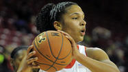 Shy off the court, Alyssa Thomas dominates on it as leader of Maryland women