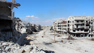 Syria peace talks take small step, offer hope to trapped civilians